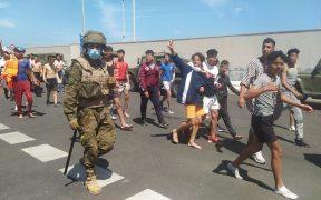 España deportó a 7 mil 500 migrantes a Marruecos desde Ceuta