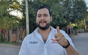 Aprueban candidatura de Manuel Scott a la gubernatura de Sonora por MC