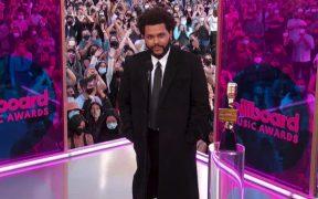 The Weeknd arrasa en los Premios Billboard; se lleva los principales premios
