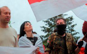 """Bielorrusia prohíbe a la prensa informar """"en vivo"""" sobre las protestas opositoras no autorizadas"""