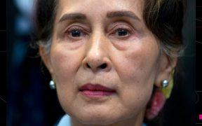 Aung San Suu Kyi comparece ante una corte en Birmania
