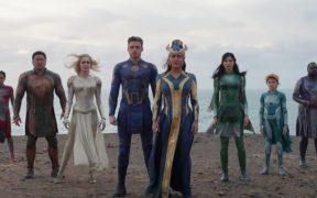 Marvel revela el tráiler de 'Eternals'; llega en noviembre a los cines del país