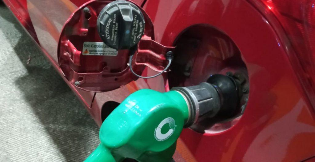 Hacienda reduce los estímulos económicos a las gasolinas por segunda semana