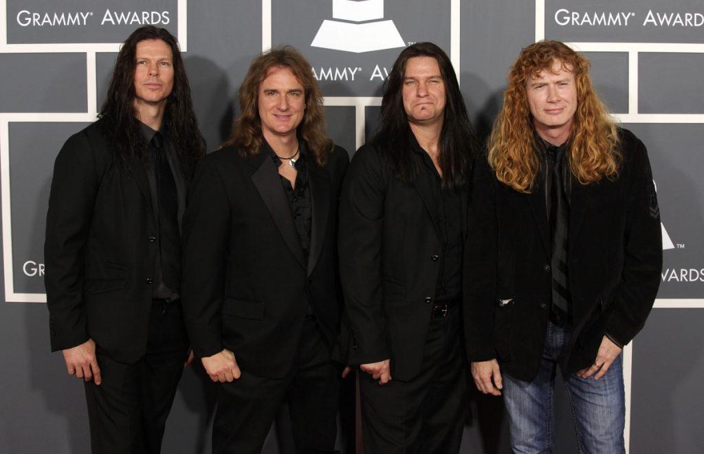 Megadethanuncia la expulsión de su bajista y co-fundador DavidEllefson por escándalo sexual