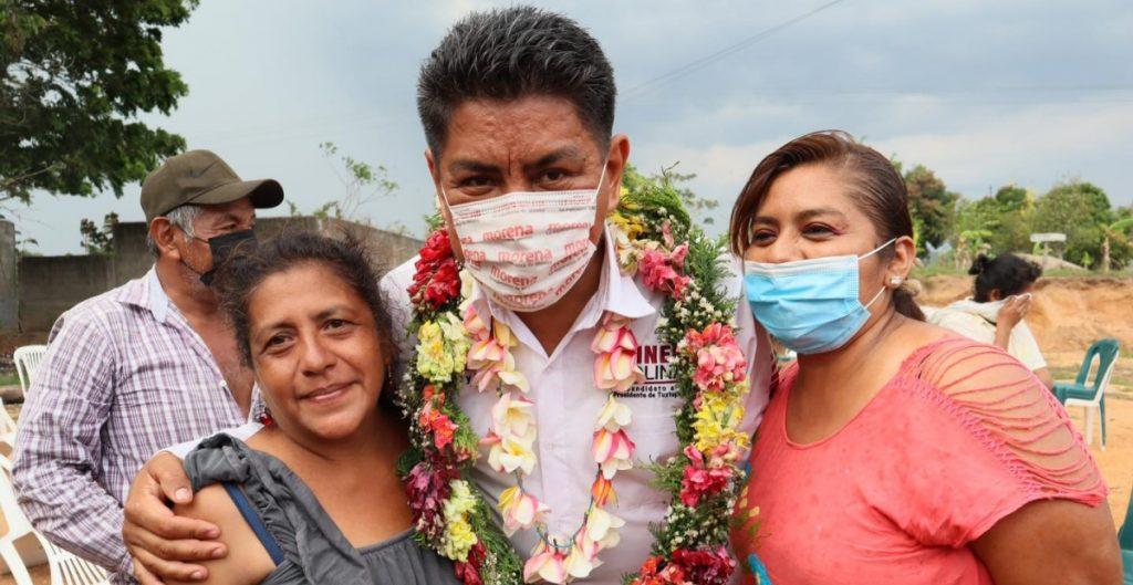 Candidato de Morena en Oaxaca es acusado por su propio partido de falsear su declaración patrimonial