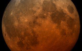 El 26 de mayo será visible una 'Luna de Sangre'; conoce horario y datos sobre este fenómeno