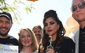 Lady Gaga recibió las llaves de la ciudad de West Hollywood; reconocen su apoyo a la comunidad LGBTQ+