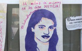 CNDH condena agresiones en la Fiscalía de Puebla contra familiares de Zyanya Figueroa; pide respeto a manifestaciones por su caso