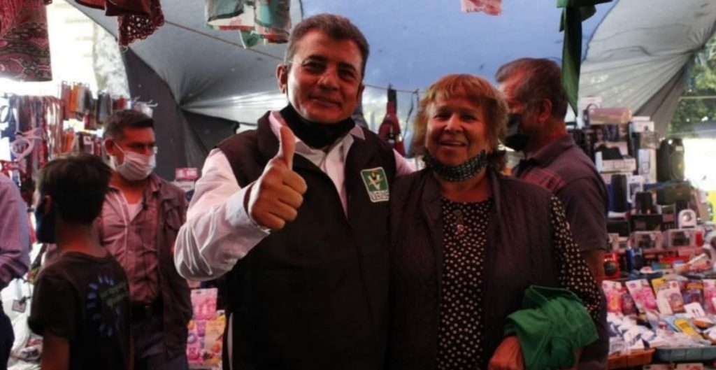 Secuestran a candidato del PVEM a alcaldía en Michoacán