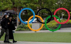 """El gobierno de EU dijo que confía en el """"paraguas"""" de los Juegos de Tokio para proteger a llos atletas. (Foto: EFE)."""