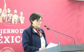 """Blanca Jiménez, directora de la Conagua, dijo que comenzará a trabajar en los nuevos """"encargos"""" como embajadora de México en Francia."""