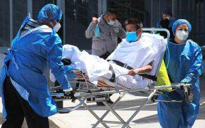 México 221 mil 960 muertes por Covid y 2 millones 399 mil contagios