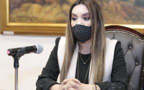 SFP de Puebla presenta denuncia de hechos contra enfermera que simuló vacunar a adulto mayor