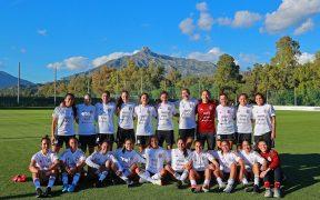 La Selección Femenil de México hará gira por Estados Unidos. (Foto: @MiSeleccionFem).