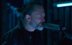 Thom Yorke y Jonny Greenwood, de Radiohead, tienen una nueva banda: The Smile