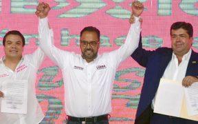 FXM se une a la candidatura de Morena por la gubernatura de Chihuahua