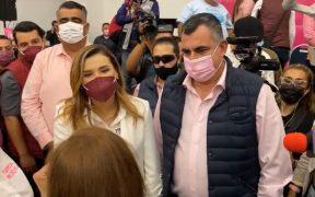 Candidato de FXM a gubernatura de Baja California declina a favor de Morena