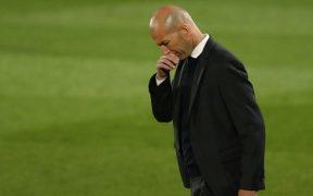 Zidane renuncia por segunda ocasión como técnico del Real Madrid. (Foto: Reuters)