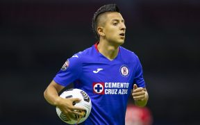 Alvarado no jugará la Final de Ida con Cruz Azul. (Foto: Mexsport).