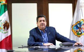 García Cabeza de Vaca participa en reunión virtual de la Conago desde Casa Tamaulipas