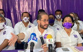 """PES acusa que se está """"comprando la voluntad de sus candidatos"""""""