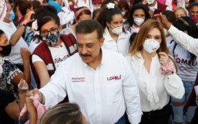 """MC exige a AMLO pronunciarse sobre nexos de Lomelí con el Cártel de Sinaloa; pide a Morena """"retirar su candidatura"""""""