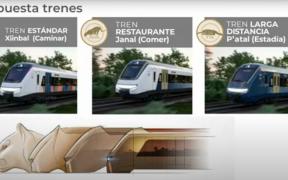 Convoyes para el Tren Maya costarán 36 mil 564 mdp, asegura Fonatur