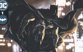 'Batman: The World' es la nueva antología del superhéroe escrita por el mexicano Alberto Chimal