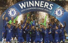 Chelsea, con su segundo trofeo de campeón de la Champions. (Foto: Reuters).