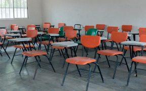Escuelas en aprietos y gobierno sin fondos para un regreso seguro a clases presenciales