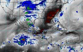 Depresión tropical se forma en costas de Colima; se prevé que se intensifique a tormenta