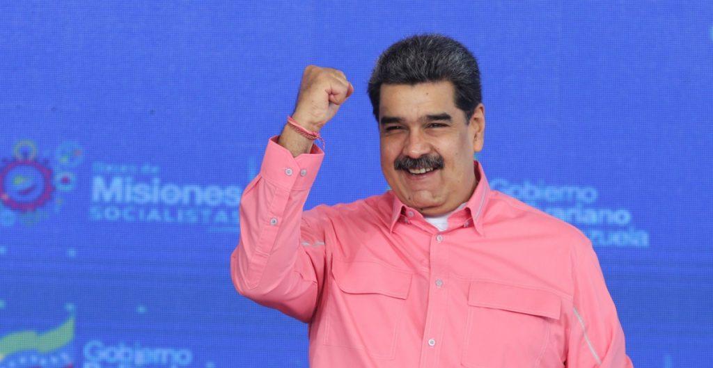 Maduro asegura estar listo para negociar en México con la oposición de Venezuela