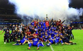 Cruz Azul le dio un gran motivo a su afición para festejar. (Foto: Mexsport).