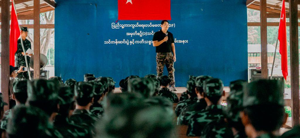 Junta militar de Birmania anuncia alto ala fuego con las guerrillas étnicas hasta el 30 de junio