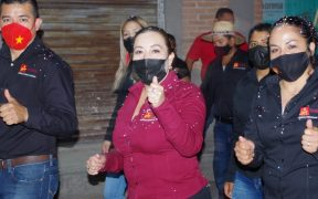 Atacan a candidata de la alianza Morena-PT a la presidencia municipal de Cuitzeo, Michoacán