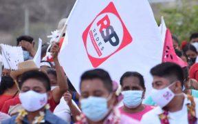 PES, Redes Sociales Progresistas y Fuerza por México pierden su registro ante el INE