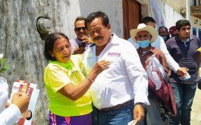 Candidato de Morena en Veracruz denuncia atentado en su contra