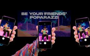 La nueva App de moda: Poparazzi, la red social antiselfies