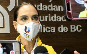 Lupita Jones y candidatos de la alianza PAN-PRI-PRD cancelan cierre de campaña en San Felipe, Mexicali, por enfrentamientos