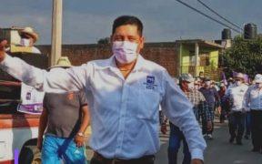 Se registra atentado contra candidato del PES en Tlaxcala