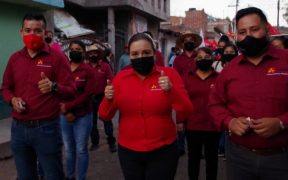 Muere tras ataque, esposo de la candidata de la alianza Morena-PT a la presidencia municipal de Cuitzeo, Michoacán