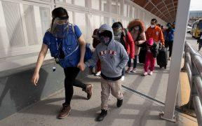 EU termina formalmente la política de Trump de dejar en México a migrantes que soliciten asilo