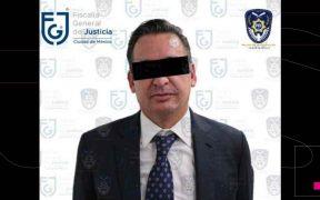 Fiscalía de la CDMX detiene a Jaime Galván, empresario ligado a César Duarte