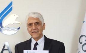 Germán Martínez asume cargo como nuevo director de la Conagua