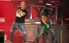 Guns N 'Roses reprograma gira que había detenido por la pandemia; se presentará en vivo en 14 ciudades de EU
