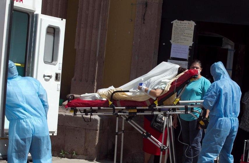 México suma 227 mil 840 muertes por Covid; Ssa reporta 4 mil 272 decesos  nuevos