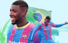 Emerson se integrará al Barcelona tras la Copa América. (Foto: FC Barcelona).