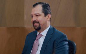 """""""En una democracia primero tiene que haber demócratas que asuman cuando se gana y cuando se pierde"""", José Luis Vargas, magistrado presidente del TEPJF"""