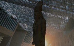 El Gran Museo Egipcio tiene listo ya el 60% de la exposición de Tutankamón