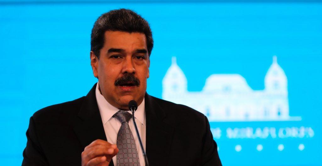 Maduro critica que EU se niegue a donar vacunas a Venezuela